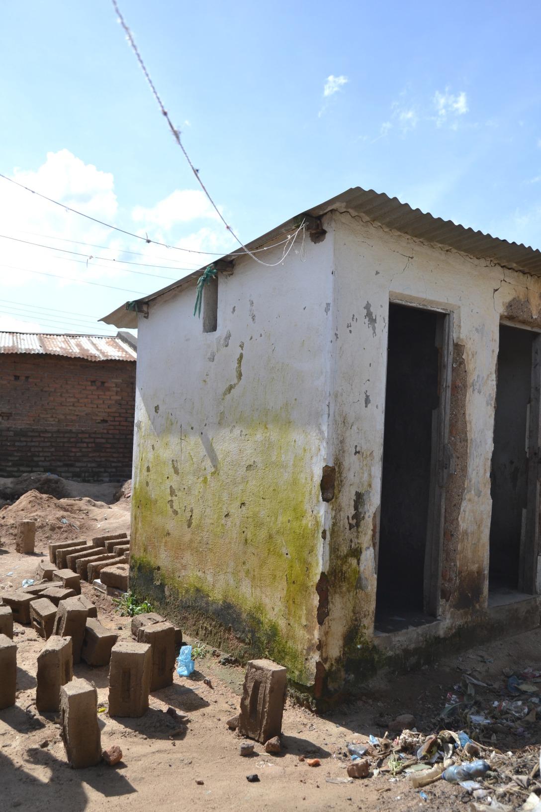 Beatrice latrine
