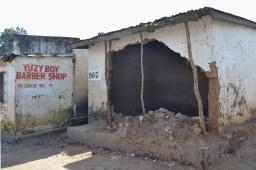Urban Impact: Rain Damage in Blantyre